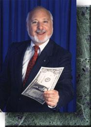 professional speaker Gary Wollin